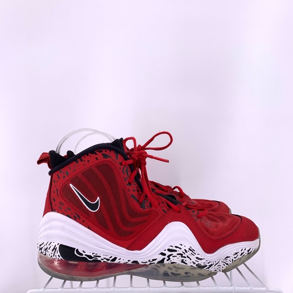 Nike Other - Nike Cavaliers Kids Basketball Shoes Size 5.5y